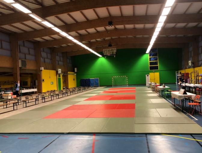 Image de l'actu 'Reprise du judo en intérieur avec contacts le 21 mai 2021'